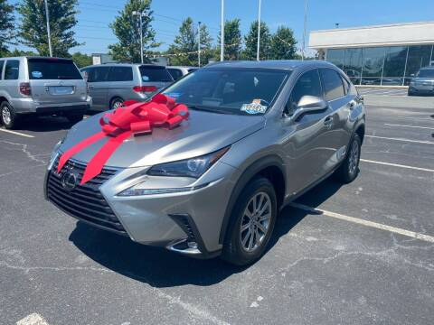 2018 Lexus NX 300 for sale at Charlotte Auto Group, Inc in Monroe NC