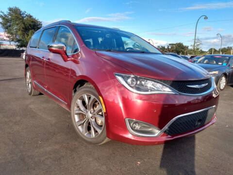 2017 Chrysler Pacifica for sale at Empire Automotive Group Inc. in Orlando FL