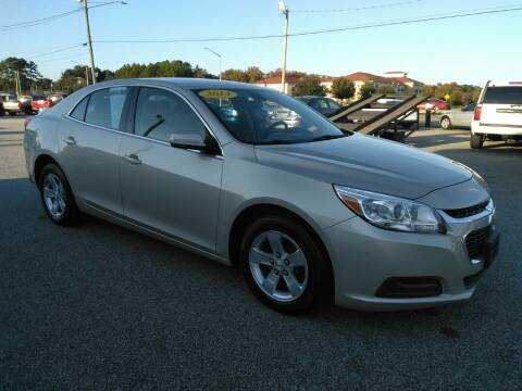 2014 Chevrolet Malibu for sale at Kelly & Kelly Supermarket of Cars in Fayetteville NC