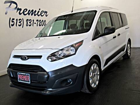 2015 Ford Transit Connect Wagon for sale at Premier Automotive Group in Milford OH