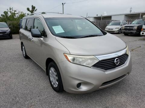 2012 Nissan Quest for sale at Jamrock Auto Sales of Panama City in Panama City FL