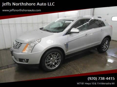 2015 Cadillac SRX for sale at Jeffs Northshore Auto LLC in Menasha WI