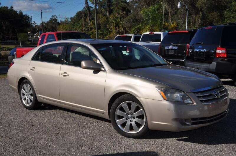 2007 Toyota Avalon for sale at Elite Motorcar, LLC in Deland FL