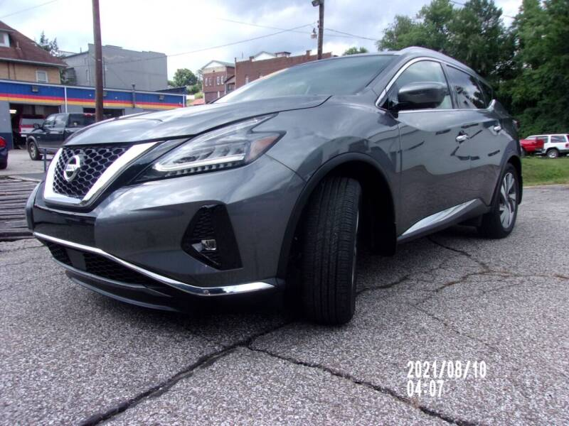 2019 Nissan Murano for sale at Allen's Pre-Owned Autos in Pennsboro WV