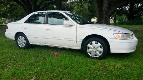 2001 Toyota Camry for sale at Coastal Car Brokers LLC in Tampa FL