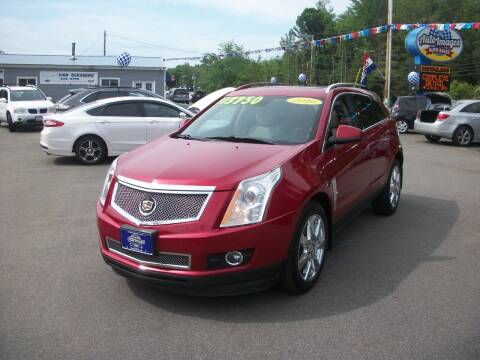 2010 Cadillac SRX for sale at Auto Images Auto Sales LLC in Rochester NH