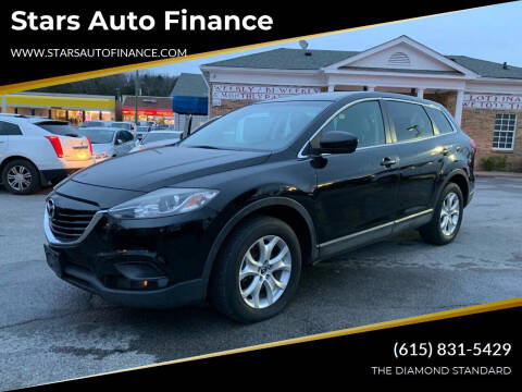 2013 Mazda CX-9 for sale at Stars Auto Finance in Nashville TN