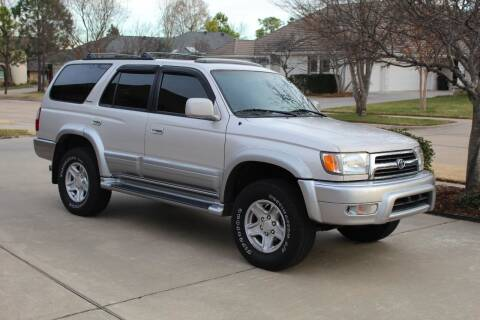 1999 Toyota 4Runner for sale at CANTWEIGHT CLASSICS in Maysville OK