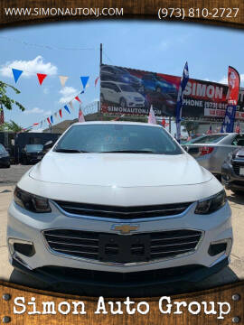 2017 Chevrolet Malibu for sale at Simon Auto Group in Newark NJ