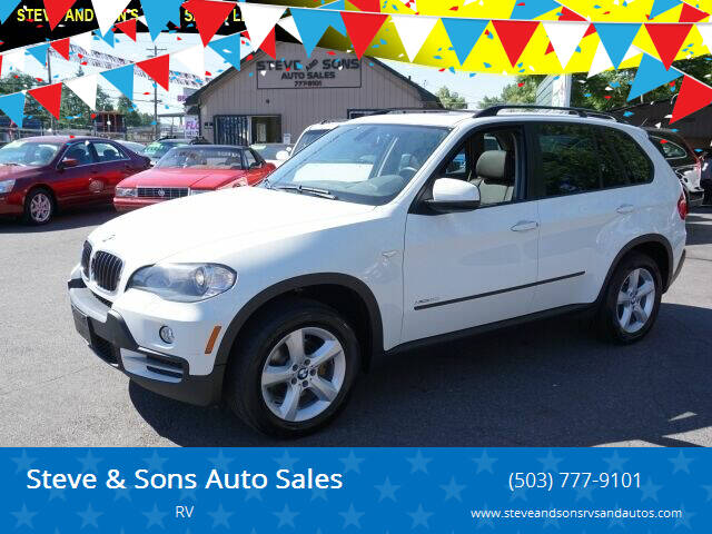 2009 BMW X5 for sale at Steve & Sons Auto Sales in Happy Valley OR