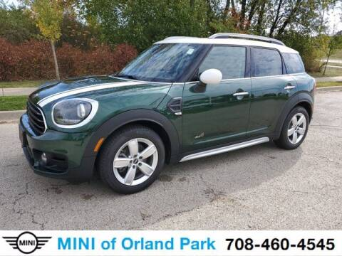 2018 MINI Countryman for sale at BMW OF ORLAND PARK in Orland Park IL