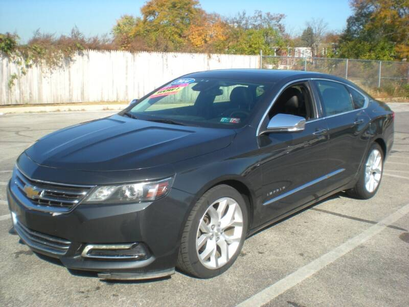 2014 Chevrolet Impala for sale at 611 CAR CONNECTION in Hatboro PA