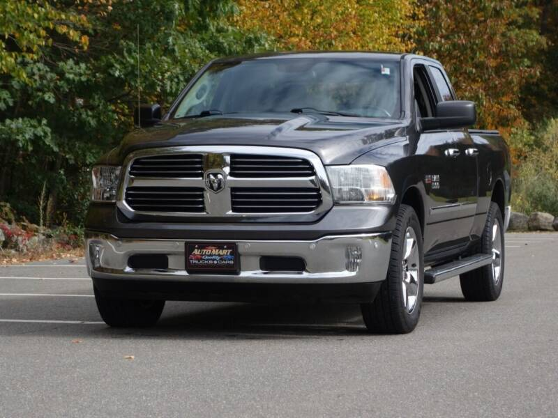 2015 RAM Ram Pickup 1500 for sale at Auto Mart in Derry NH