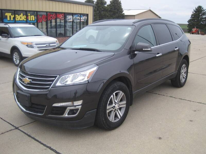 2015 Chevrolet Traverse for sale at IVERSON'S CAR SALES in Canton SD