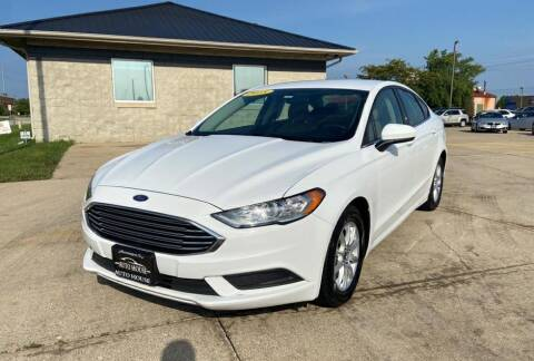 2018 Ford Fusion for sale at Auto House of Bloomington in Bloomington IL