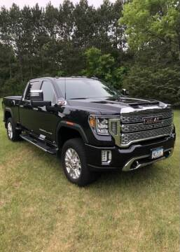 2020 GMC Sierra 3500HD for sale at Affordable Auto Sales in Cambridge MN