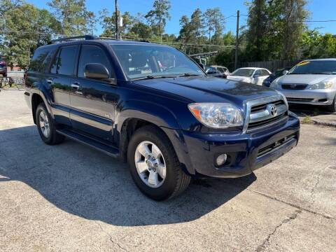 2007 Toyota 4Runner for sale at AUTO WOODLANDS in Magnolia TX