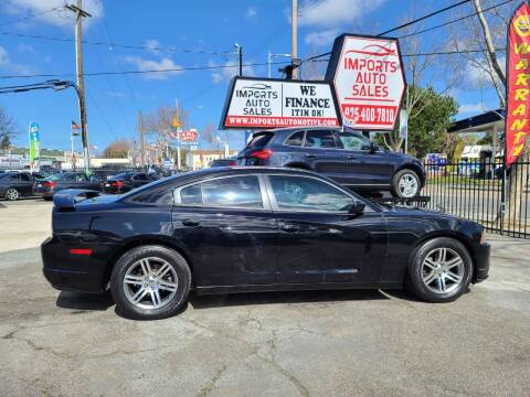 2013 Dodge Charger for sale at Imports Auto Sales & Service in San Leandro CA