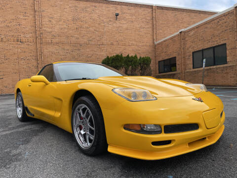 2004 Chevrolet Corvette for sale at Vantage Auto Wholesale in Lodi NJ