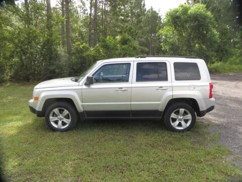 2014 Jeep Patriot for sale at Ward's Motorsports in Pensacola FL