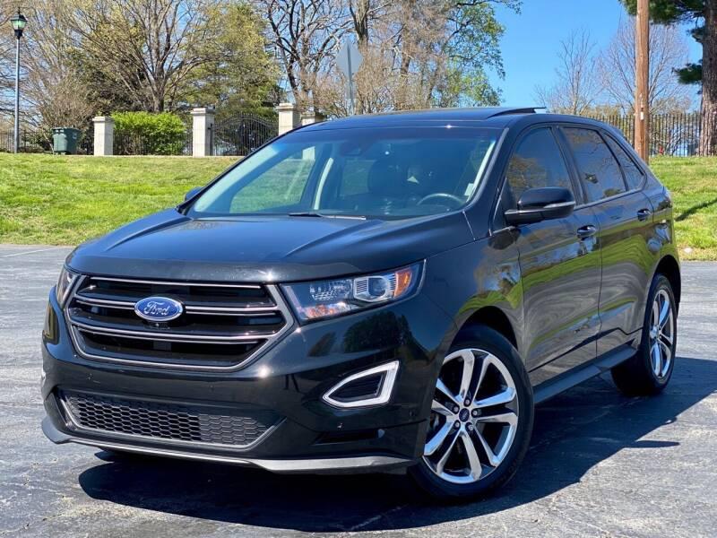 2016 Ford Edge for sale at Sebar Inc. in Greensboro NC