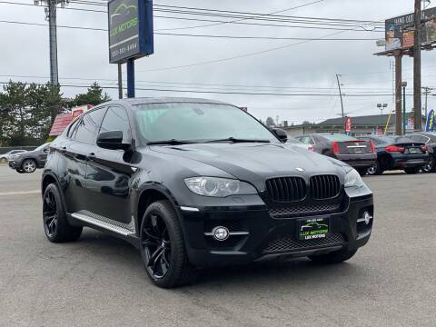 2009 BMW X6 for sale at Lux Motors in Tacoma WA