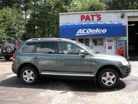 2007 Volkswagen Touareg for sale at Route 107 Auto Sales LLC in Seabrook NH