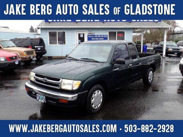 1999 Toyota Tacoma for sale at Jake Berg Auto Sales in Gladstone OR
