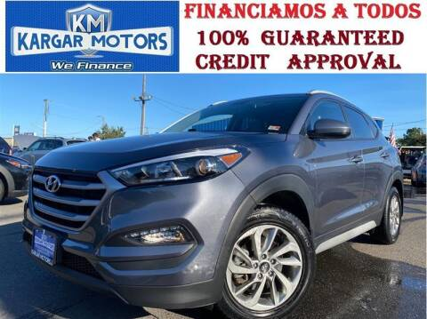 2017 Hyundai Tucson for sale at Kargar Motors of Manassas in Manassas VA