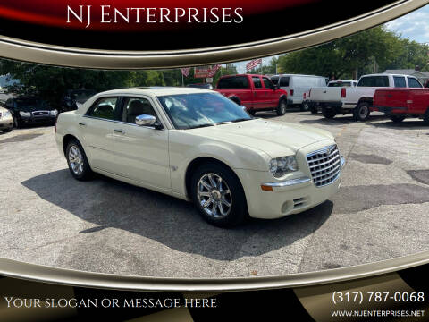 2006 Chrysler 300 for sale at NJ Enterprises in Indianapolis IN