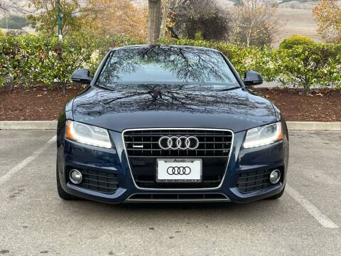 2009 Audi A5 for sale at CARFORNIA SOLUTIONS in Hayward CA