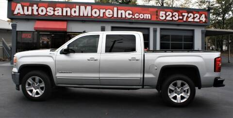 2015 GMC Sierra 1500 for sale at Autos and More Inc in Knoxville TN