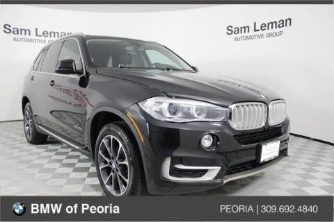 2015 BMW X5 for sale at BMW of Peoria in Peoria IL