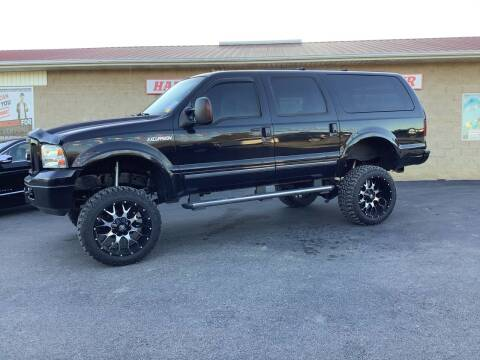 2005 Ford Excursion for sale at Auto Martt, LLC in Harrodsburg KY