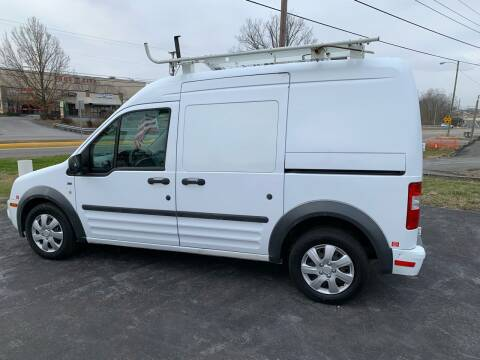 2010 Ford Transit Connect for sale at Country Auto Sales Inc. in Bristol VA