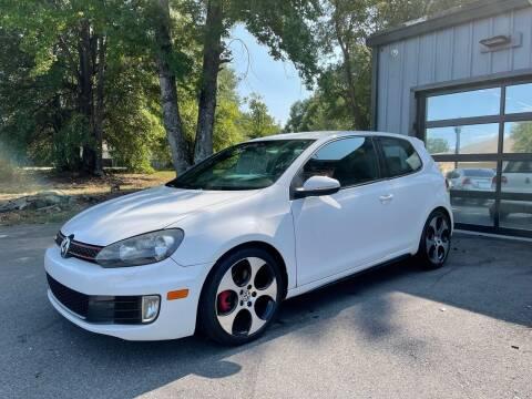2011 Volkswagen GTI for sale at Luxury Auto Company in Cornelius NC