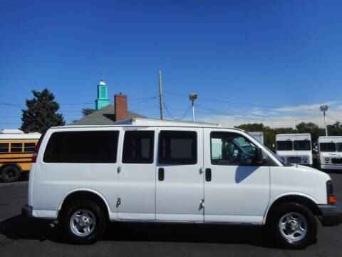 2008 Chevrolet Express Passenger for sale at Integrity Auto Group in Langhorne PA