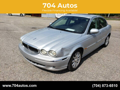 2003 Jaguar X-Type for sale at 704 Autos in Statesville NC