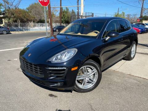 2015 Porsche Macan for sale at West Coast Motor Sports in North Hollywood CA