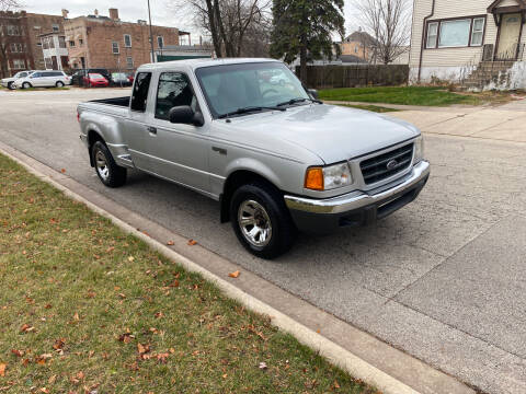 2002 Ford Ranger for sale at RIVER AUTO SALES CORP in Maywood IL