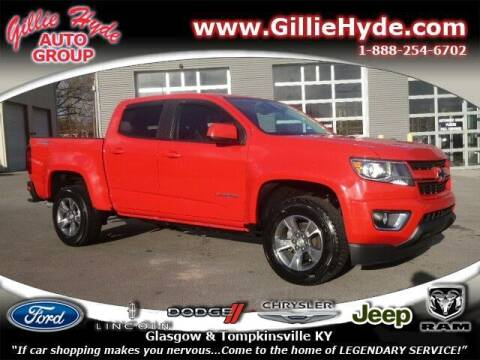 2018 Chevrolet Colorado for sale at Gillie Hyde Auto Group in Glasgow KY