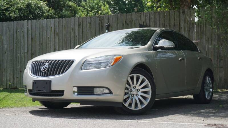 2013 Buick Regal for sale at Hidalgo Motors Co in Houston TX