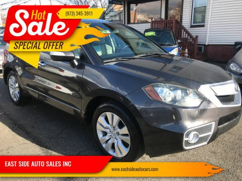 2011 Acura RDX for sale at EAST SIDE AUTO SALES INC in Paterson NJ
