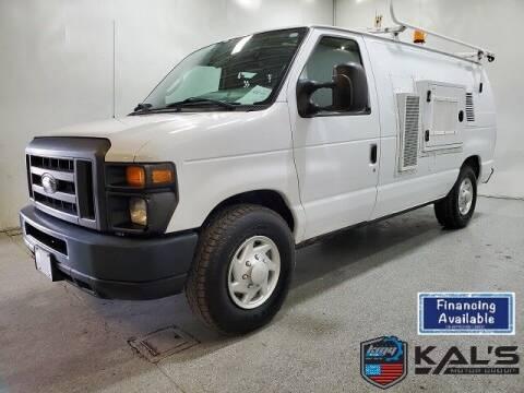 2013 Ford E-Series Cargo for sale at Kal's Kars - VANS in Wadena MN