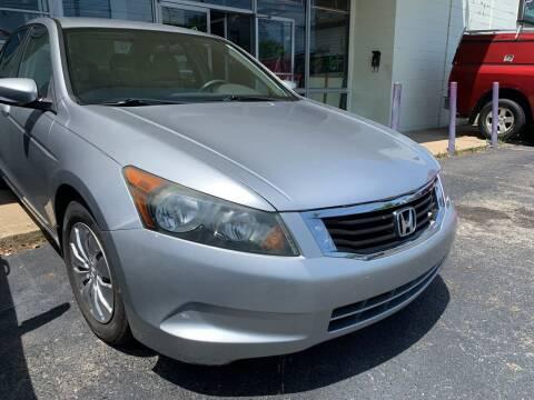 2008 Honda Accord for sale at Boardman Auto Mall in Boardman OH