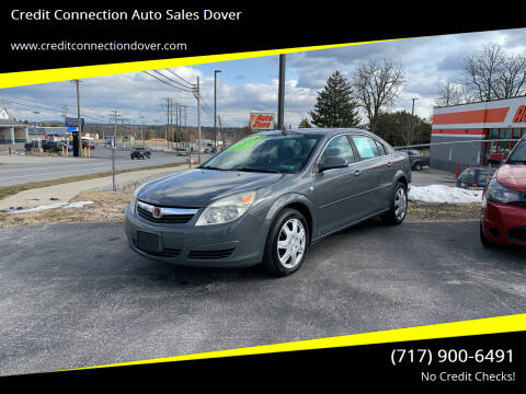 2008 Saturn Aura for sale at Credit Connection Auto Sales Dover in Dover PA