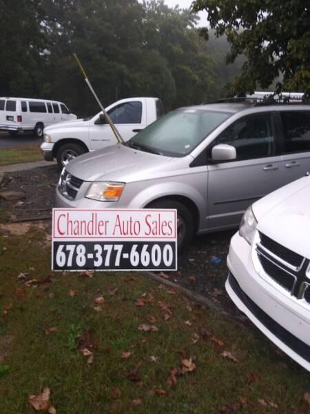2010 Dodge Grand Caravan for sale at Chandler Auto Sales - ABC Rent A Car in Lawrenceville GA