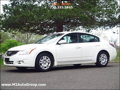 2011 Nissan Altima for sale at M2 Auto Group Llc. EAST BRUNSWICK in East Brunswick NJ