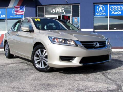 2014 Honda Accord for sale at Orlando Auto Connect in Orlando FL