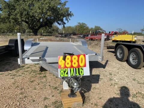"2021 PRIMO  - CAR HAULER 82"" X 16' - for sale at LJD Sales in Lampasas TX"